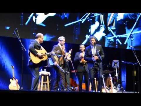 HUNGER by STEEP CANYON RANGERS @ IBMA 2013