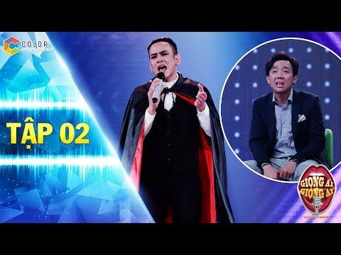 Giọng ải giọng ai mùa 2 Tập 2 Full thí sinh gất sốt với hit Lam Trường