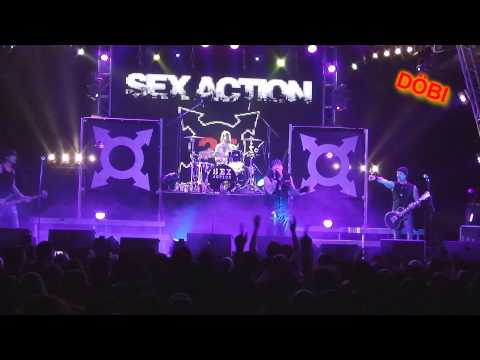Sex Action :---