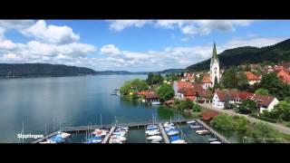بحيرة بودنزي في ألمانيا
