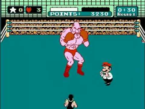 punch-out nes rom cool