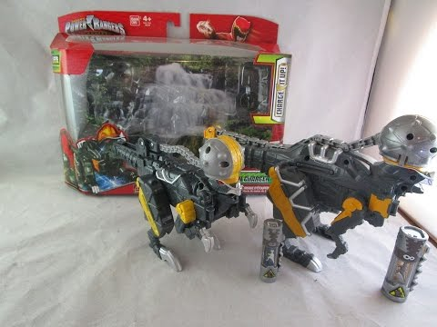 Pachy Zord Review & Comparison (Power Rangers Dino Charge)