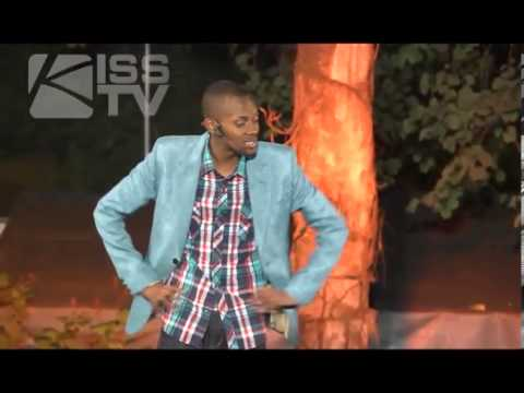 1st Stand Up Comedy In Kenya - Hot Seat Junior Box (JB) Part 2