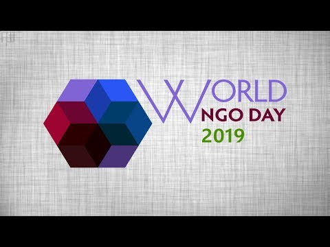 Quote of the day - Quote of World NGO Day 2019