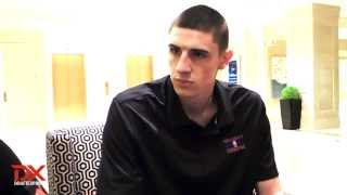 Alex Len Draft Combine Interview
