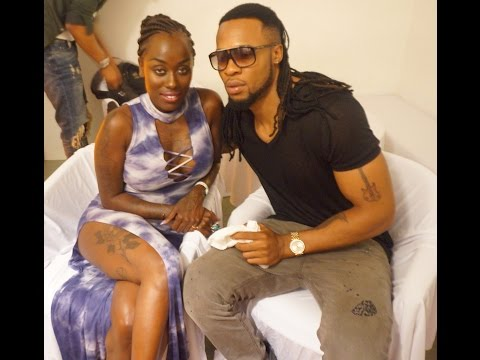 Flavour Live in Stockholm//Throu my eyes