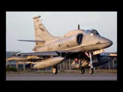 Cazas de Chile vs Cazas de Argentina ( FACH VS FAA ) Argentina vs Chile, Fuerzas aereas