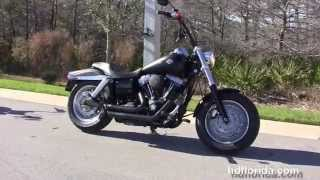 10. Used 2008 Harley Davidson Fat Bob Motorcycles for sale