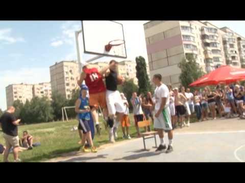 Третій тайм №125. Ognivka Streetball Challenge! Полтава!