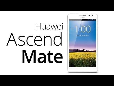 Huawei Ascend Mate (recenze)