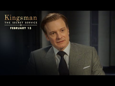 Kingsman: The Secret Service (Featurette 'New Recruits')