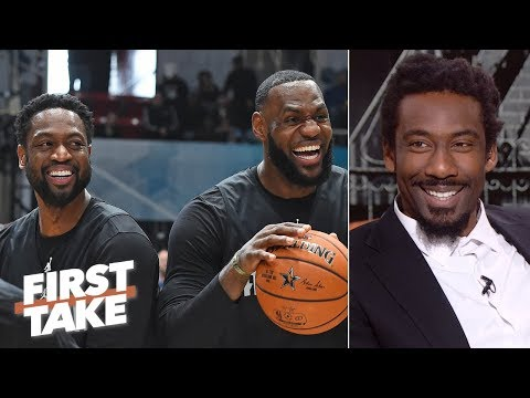 Video: Amar'e Stoudemire wanted to form a Big 3 with LeBron and Dwyane Wade on the Heat | First Take