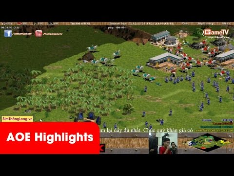 Aoe Highlights – Quá phũ cho cặp đôi Gunny , Tom