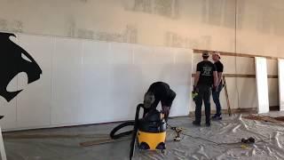 Fuji Wall Pad Installation