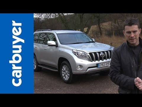Toyota Land Cruiser (Prado) 2014 review – Carbuyer
