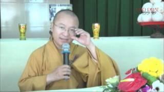 Ý nghĩa kinh A Di Đà (19/12/2013) - TT.Thich Nhật Từ