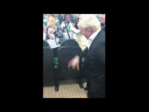 """Басков пытается танцевать лезгинку и орет """"Ахмат — сила!"""""""
