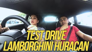 Video NAGITA NGEBUT BAWA LAMBORGHINI HURACAN MP3, 3GP, MP4, WEBM, AVI, FLV September 2019