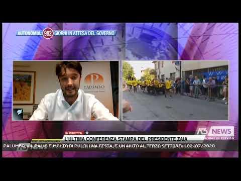 PALUMBO: «IL PALIO E' MOLTO DI PIU' DI UNA FESTA, E' UN AIUTO AL TERZO SETTORE» | 02/07/2020