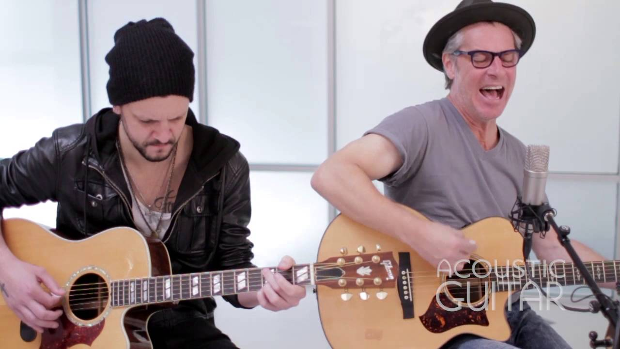 Acoustic Guitar Sessions Presents Collective Soul