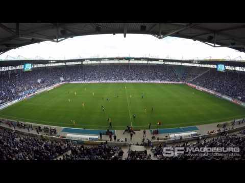 Video: Torjubel und akustische Highlights 1. FC Magdeburg-Sportfreunde Lotte 20.05.2017 (HD Apr. 2017)