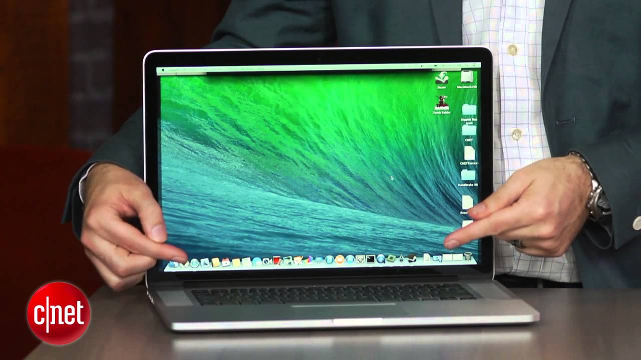 Blink and you'll miss the small tweaks to this year's MacBook Pro