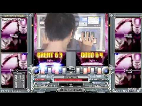 [IIDX 24 - SINOBUZ -]  【DBM】 3y3s (ANOTHER)  【Stealth+HARD+AS】 (видео)