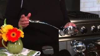 Stainless Steel Solid Spoon Demo Video Icon