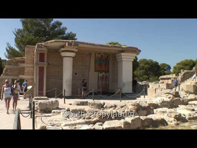 Knossos Palace & Archaeological Site – Heraklion