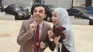 Video Viral Awek Comel Excited Sangat Dapat Jumpa Mr Bean Miri! MP3, 3GP, MP4, WEBM, AVI, FLV Desember 2017