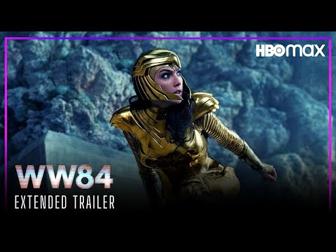 Wonder Woman 1984 (2020) Extended Trailer | HBO Max