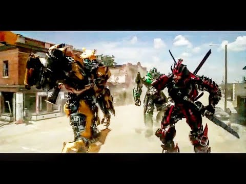Transformers: The Last Knight (TV Spot 'Team')