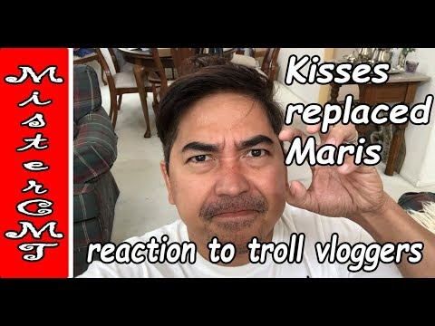 Kisses Replaced Maris at Fantastica movie (Reaction to Troll Vloggers) RAW VIDEO