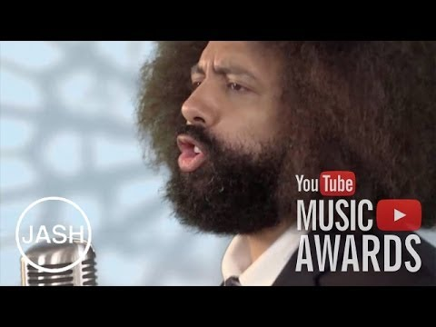Reggie Watts -- Reg Rolled - YouTube Comedy Week