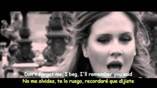 Video Adele - Someone Like You (Lyrics & Sub Español) Official Video MP3, 3GP, MP4, WEBM, AVI, FLV Maret 2018