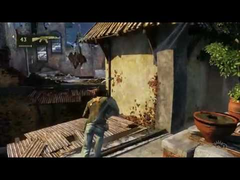 Uncharted 2: Among Thieves LIVE DEMO E3 2009