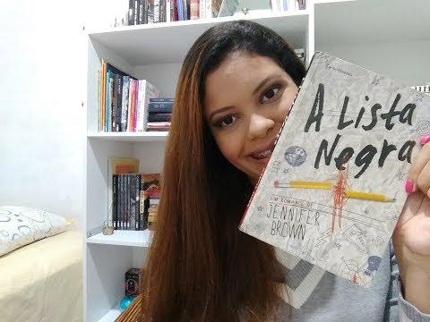 Dica de Livro: A Lista Negra