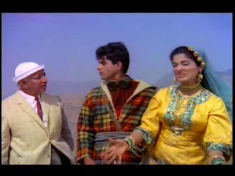 Mohd Rafi & Asha -Chal chal re naujawan-Ek Phool Do Mali 1969