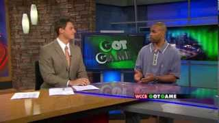 Coach Rick provides expert advice on WCCB\'s Got Game Sports Show