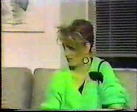 Madonna Interviewed by Japonese Press 1983