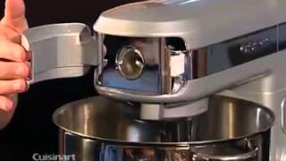 7 Quart Stand Mixer Demo Video Icon