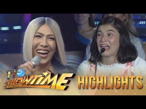 It's Showtime PUROKatatawanan: Anne's joke for Vice's birthday