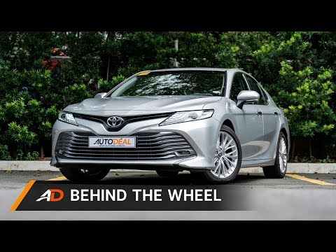 2019 Toyota Camry Review - Behind the Wheel