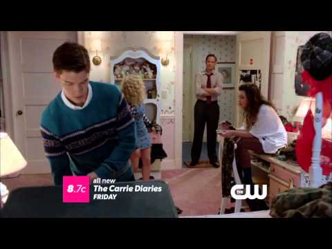 """The Carrie Diaries 2x08 """"The Second Time Around"""" Promo"""