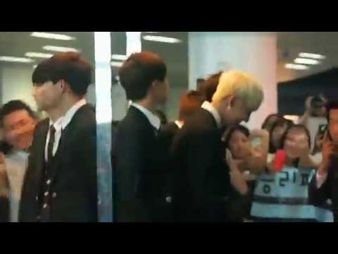 140724 - GOT7 갓세븐 at #MCD10th #엠카10주년 - 2 (видео)