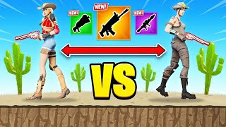 WILD WEST Game Modes for LOOT (Fortnite)