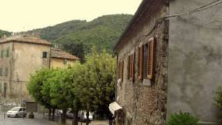 Cecina Italy  city images : Montecatini Val di Cecina Tuscany Italy / Springtime View