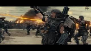 Edge of Tomorrow 2014 (13/20) | super movie Scenes