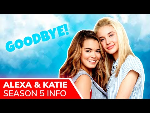 ALEXA & KATIE Season 5 axed by Netflix as the show ends with the girls' high-school graduation