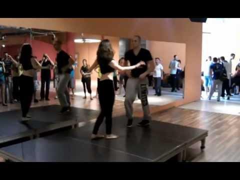 Festival Cubano 2012 - ERIC & MARTYNA - Casino con Estilo HM Music (видео)